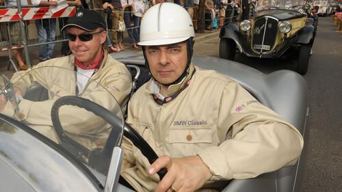 H συλλογή αυτοκινήτων του Rowan Atkinson δεν έχει μέσα mini cooper