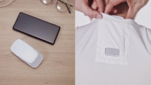 Αυτό είναι το πρώτο air condition που το φοράς στα ρούχα σου