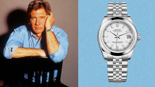 Ένας Harrison Ford δεν θα ήταν ο ίδιος χωρίς ένα Rolex