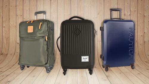 Αυτές οι βαλίτσες θα προσδώσουν άνεση στο ταξίδι σου