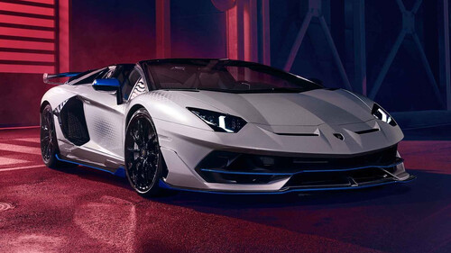 Η Lamborghini Aventador κάνει διακρίσεις