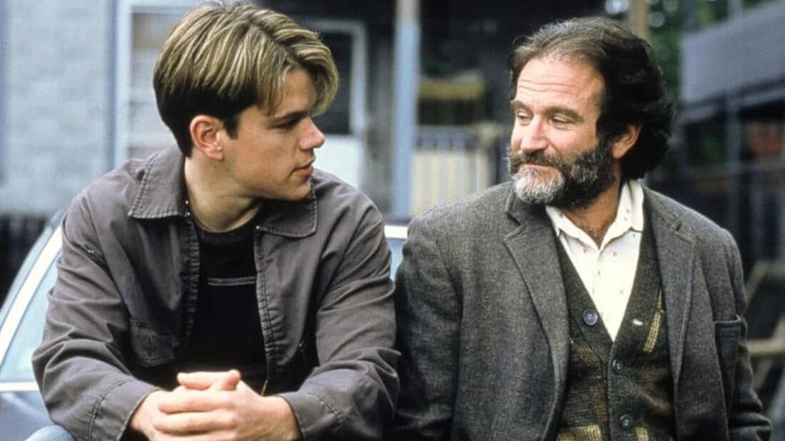 Γιατί ο Robin Williams έγινε εκατομμυριούχος μετά το Good Will Hunting;