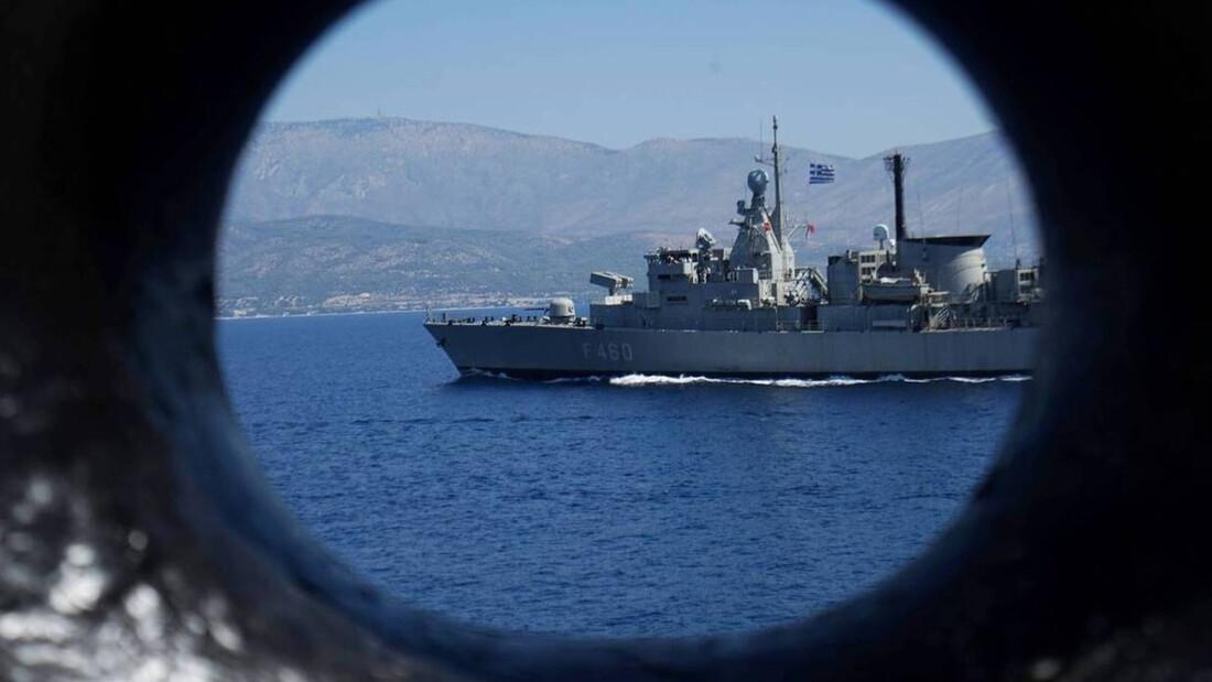 Θερμό επεισόδιο στο Αιγαίο: Έκτακτη οδηγία σε όλους τους Έλληνες αξιωματικούς