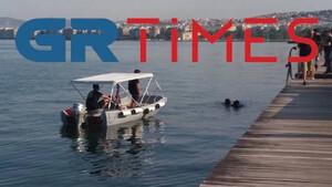 Τι ψάρεψε ο δήμος Θεσσαλονίκης στον Θερμαϊκό - Απίστευτες εικόνες