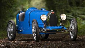Η Bugatti Baby δεν ξυπνάει μέσα στη νύχτα