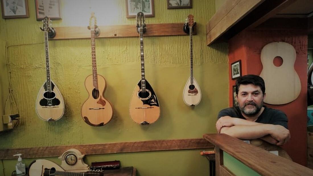 Οργανοποιός: Η απαιτητική τέχνη του παραδοσιακού ήχου