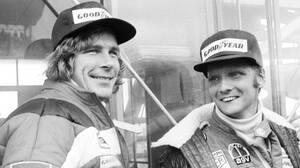 Ο James Hunt ήταν ο George Best της Formula One