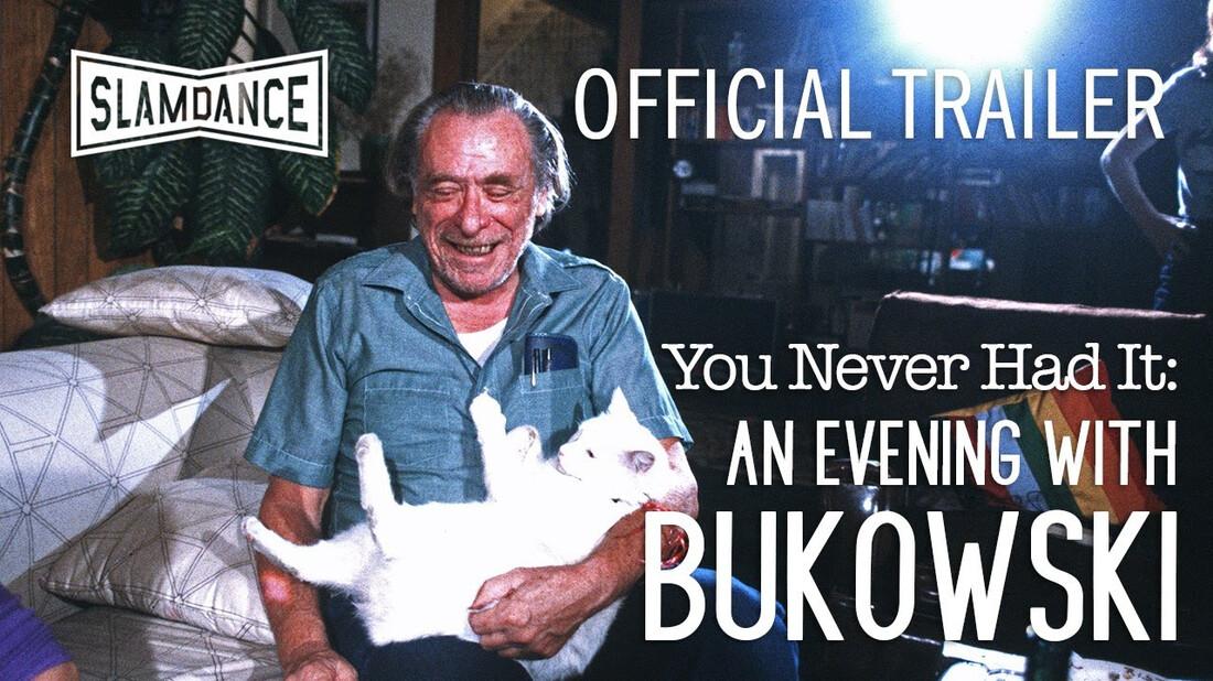 You Never Had It: Ένα απόγευμα με τον Charles Bukowski