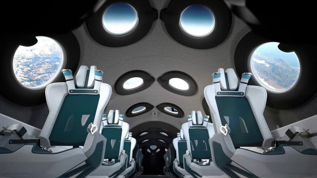 Το διαστημικό λεωφορείο δεν θυμίζει σε τίποτα αυτό της ασφάλτου