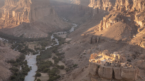 Haid Al-Jazil: Μια πόλη χτισμένη στη πέτρα