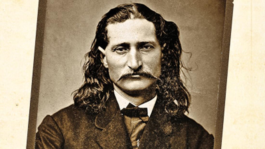 O Bill Hickok πρόλαβε να κάνει τα πάντα στην σύντομη ζωή του