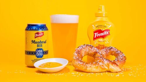 Γιατί να φτιάξεις μία μπίρα με γεύση μουστάρδας;