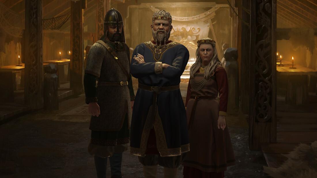 Ο Αύγουστος απαιτεί κάψιμο με Crusader Kings