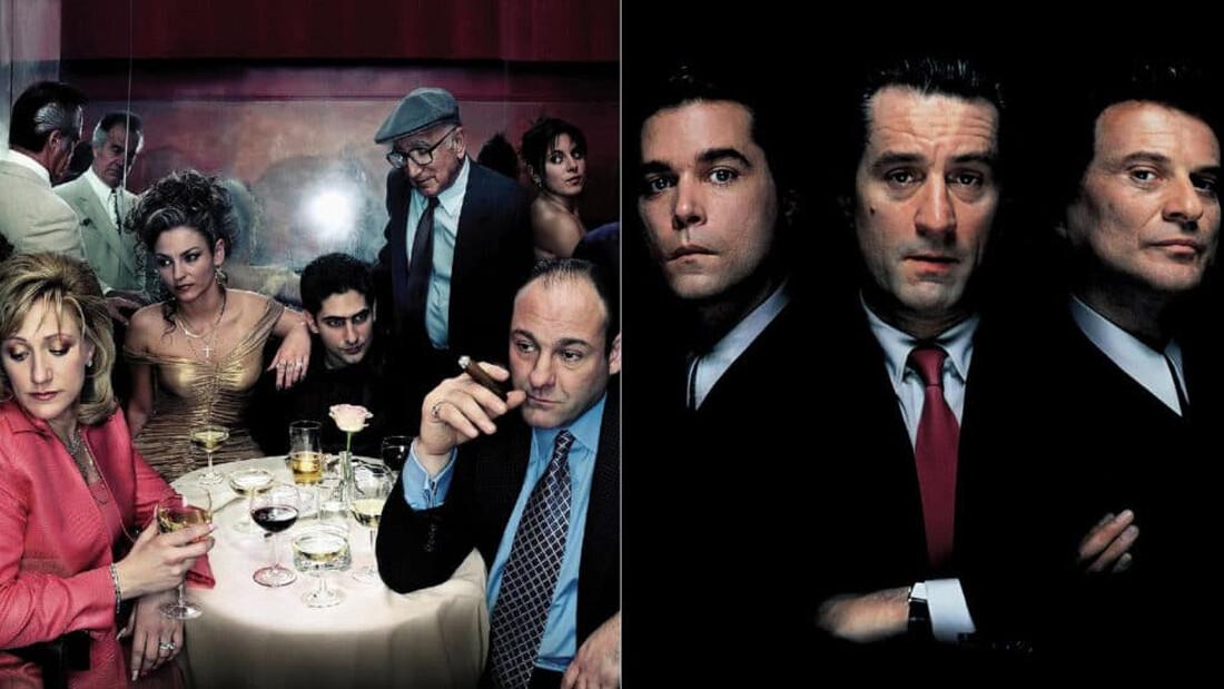 Τι μπορεί να συμβεί όταν το Goodfellas ενώνεται με το The Sopranos;