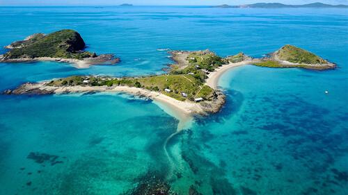 Ένα ιδιωτικό νησί δεν είναι ό,τι χειρότερο μπορεί να σου συμβεί