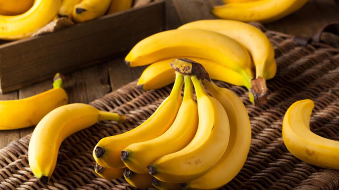 Γι' αυτό πρέπει να τρως όσες πιο πολλές μπανάνες μπορείς