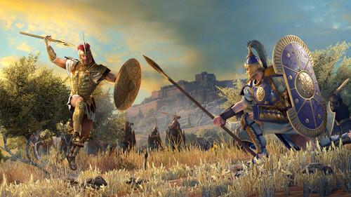 Οι Έλληνες ήρωες του Troy: A Total War Saga μέσα από ένα κορυφαίο βίντεο