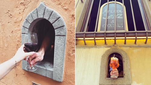 H Ιταλική μεσαιωνική πρακτική του ποτού που αναβιώνεται λόγω κορονοϊού