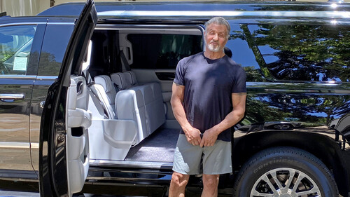 Η Cadillac του Sylvester Stallone ρίχνει γροθιά στα γούστα σου