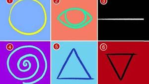 Διάλεξε ένα σχήμα από τα 6 και μάθε τι δείχνει για την προσωπικότητά σου (Photos)