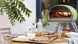 Νιώσαμε λίγο καλύτερα με το φορητό φουρνάκι πίτσας