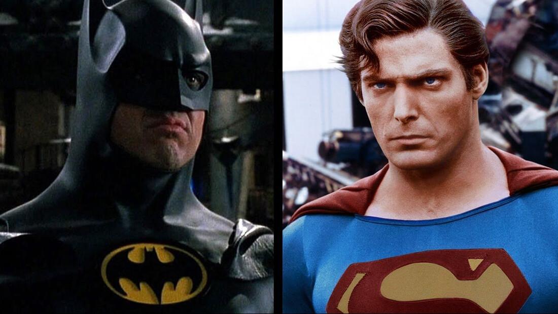Keaton και Reeves θα συνέθεταν μια εξαιρετική Justice League στα 90's
