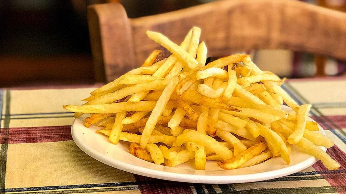 Οι τηγανητές πατάτες μπορούν να θεραπεύσουν κάτι πολύ σοβαρό