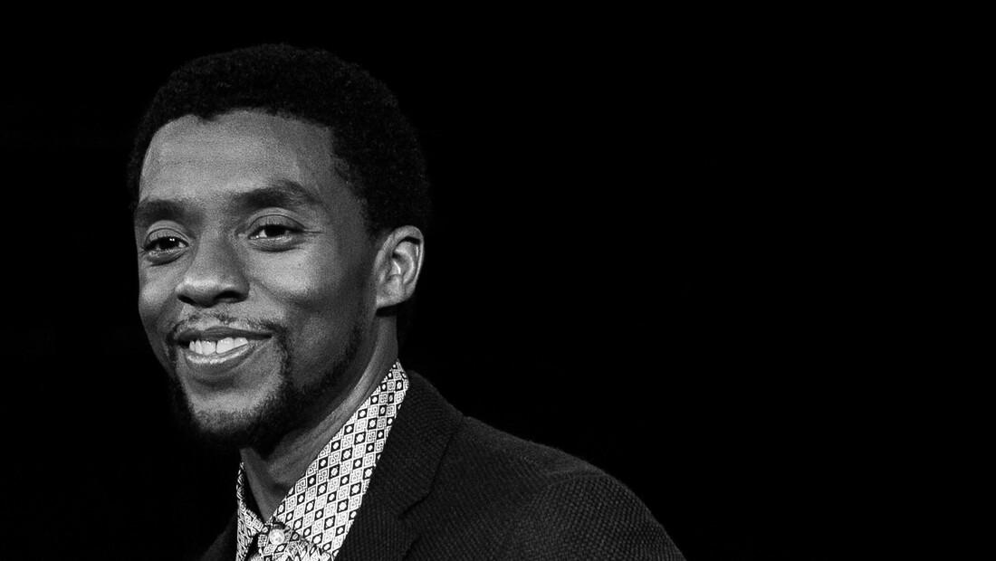 Chadwick Boseman: O σούπερ ήρωας πίσω από τη μάσκα του Black Panther