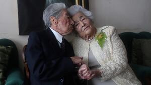Αυτό είναι το γηραιότερο ζευγάρι του κόσμου