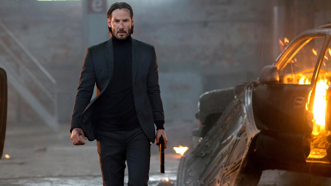 Keanu Reeves: Όταν ο Neo μετονομάστηκε σε John