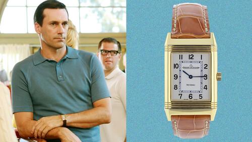 Tι ρολόι αγόρασε ο Don Draper όταν πήρε αύξηση στο Mad Men;