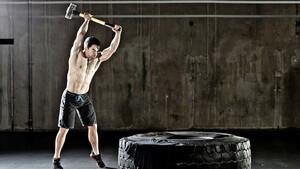 To Sledgehammer workout είναι η πιο brutal άσκηση που υπάρχει