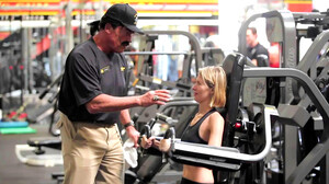 Πώς θα ήταν αν ερχόταν ο Arnold Schwarzenegger στο γυμναστήριο σου;