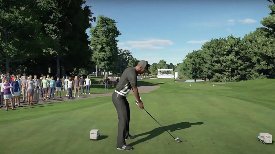 Το PGA 2K21 είναι η απάντηση σε όσους θεωρούν το γκολφ βαρετό