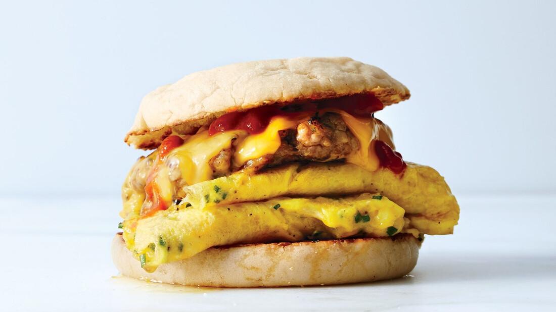 4 σάντουιτς για πρωινό ώστε να ξεκινήσει καλά η μέρα