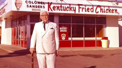 O Colonel Sanders ήξερε να τηγανίζει το κοτόπουλο καλύτερα από εσένα