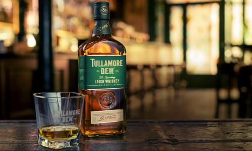 """Πολλαπλή διάκριση για το Tullamore D.E.W. στο φετινό """"International Spirits Challenge"""""""
