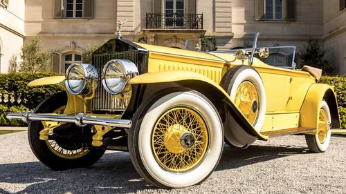 H Rolls-Royce που λάτρευε τα πάρτι του Great Gatsby