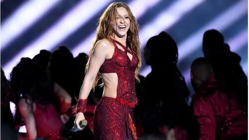 Η τελευταία φωτογραφία της Shakira αποδεικνύει το Hips Don't Lie