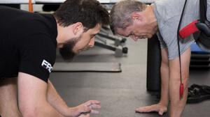 Παράγουμε περισσότερους personal trainers απ' όσους μπορούμε να απασχολήσουμε