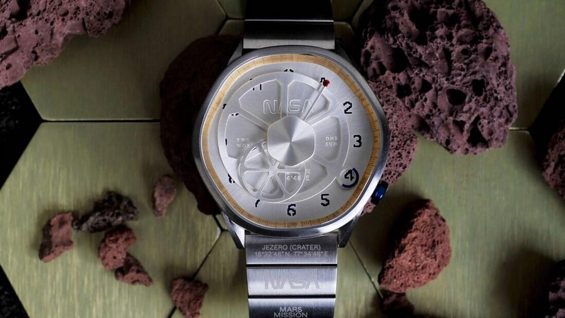 Το ρολόι που θα σε πάει στον Άρη