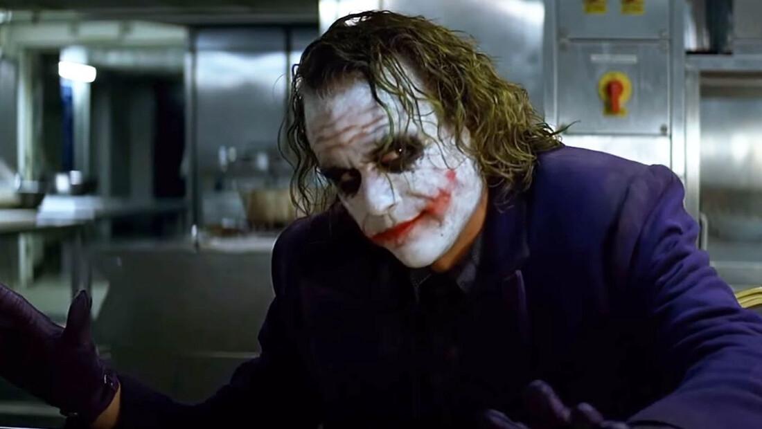 Πώς θα σου φαινόταν ένα ακόμα Dark Knight με τον Joker του Heath Ledger;