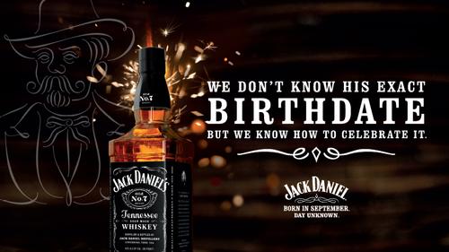 Cheers tο Mr.Jack!