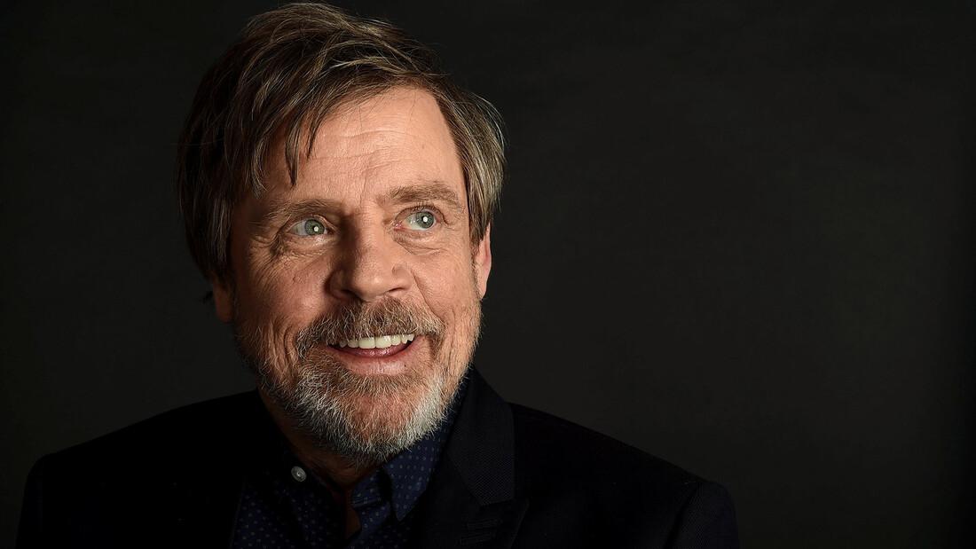 Ο Mark Hamill γνώρισε τον Luke Skywalker από τύχη