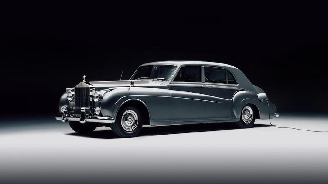 Η Rolls Royce που θα ζήλευε και ο Thomas Shelby