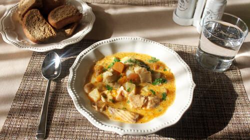 Η ψαρόσουπα είναι το πιο αρχοντικό ελληνικό πιάτο