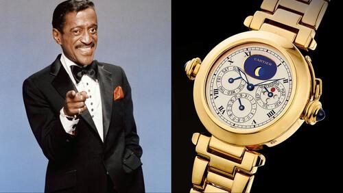 Όταν ο Sammy Davis Jr γνώριζε τι ώρα είναι οι άλλοι απλά τον προσκυνούσαν