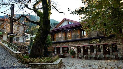 Στερεά Ελλάδα: Κοντινά ορεινά χωριά για εύκολη εκδρομή