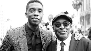 O Spike Lee δεν είχε ιδέα ότι ο Boseman είχε καρκίνο