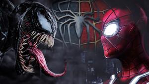 Μήπως πλησιάζουμε στο crossover Spider-Man και Venom;